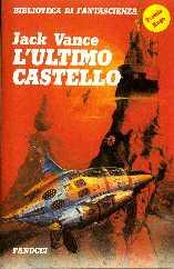 copertina di L'ultimo castello