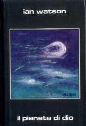 copertina di Il pianeta di Dio