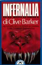 copertina di Infernalia