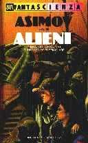 copertina di Alieni[!] 11 incontri ravvicinati di tipo molto particolare