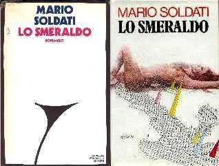 copertina di Lo smeraldo