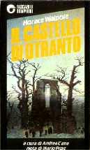 copertina di Il castello di Otranto