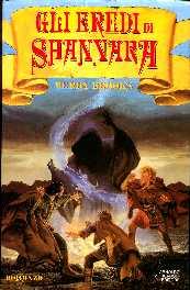 copertina di Gli eredi di Shannara