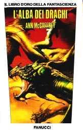 copertina di L'alba dei draghi