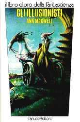 copertina di Gli illusionisti