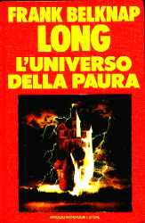 copertina di L'universo della paura