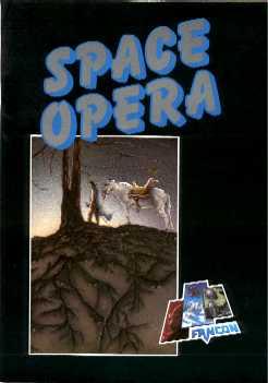 copertina di Space Opera 3