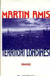 copertina di Territori londinesi