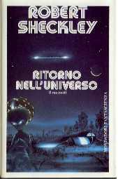 copertina di Ritorno nell'universo