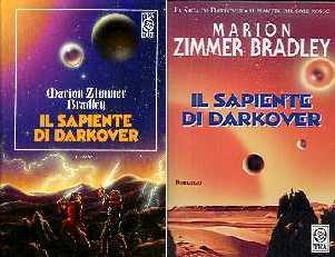 copertina di Il Sapiente di Darkover