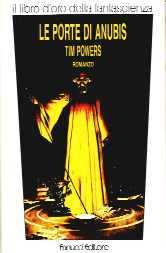 copertina di Le porte di Anubis