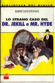 copertina di Lo strano caso del dr. Jekyll e mr. Hyde
