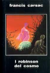 copertina di I Robinson del Cosmo