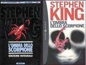 copertina di L'Ombra dello Scorpione