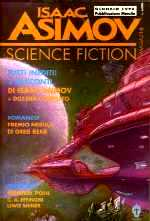 copertina di Isaac Asimov Science Fiction Magazine 1