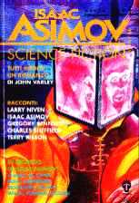 copertina di Isaac Asimov Science Fiction Magazine 3