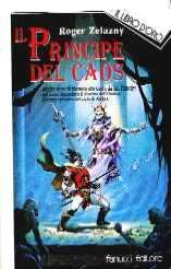 copertina di Il principe del Caos