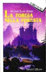 copertina di La forgia nella foresta