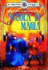 copertina di un volume della collana Il Cerchio Magico