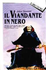 copertina di Il viandante in nero