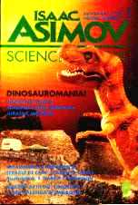 copertina di Isaac Asimov Science Fiction Magazine 6