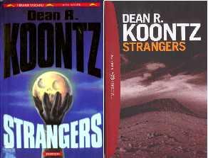 copertina di Strangers