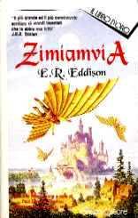 copertina di Zimiamvia