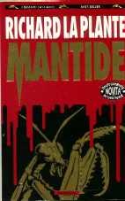 copertina di Mantide