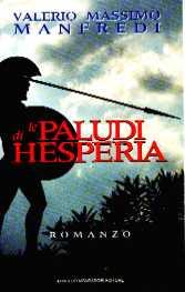 copertina di Le Paludi di Hesperia