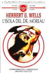 Copertina L'isola del dottor Moreau