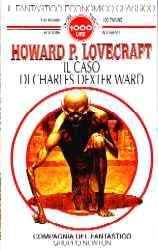 copertina di Il caso di Charles Dexter Ward