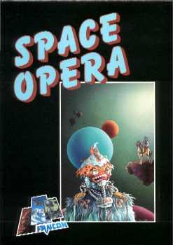 copertina di Space Opera 6