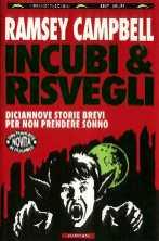 copertina di Incubi & risvegli