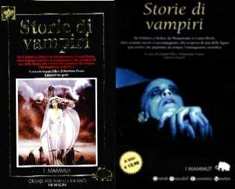 copertina di Storie di vampiri