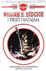 copertina di I pirati fantasma