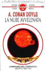 copertina di La nube avvelenata