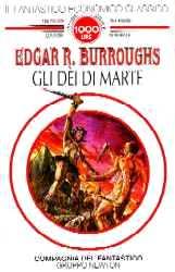 copertina di Gli dèi di Marte