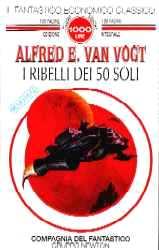 copertina di I ribelli dei 50 soli