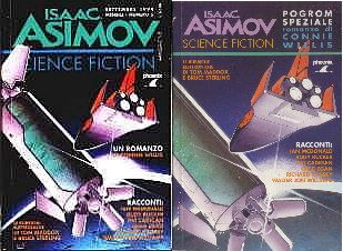 copertina di Isaac Asimov Science Fiction Magazine 5.ns