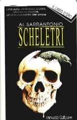 copertina di Scheletri