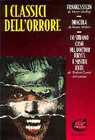 copertina di I classici dell'orrore