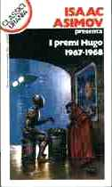 copertina di I premi Hugo 1967-1968