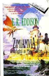 copertina di Zimiamvia II