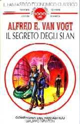 copertina di Il segreto degli Slan