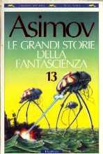 copertina di Le grandi storie della fantascienza 13