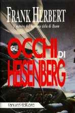 The Eyes of Heisenberg by Frank Herbert (English) MP3 CD Book
