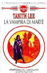 copertina di La Vampira di Marte
