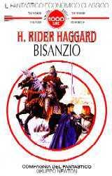 copertina di Bisanzio