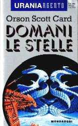 copertina di un volume della collana Uraniargento