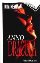 copertina di Anno Dracula